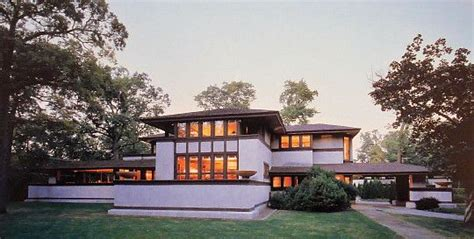 ward willits house ward w willits house prairie style frank lloyd wright highland park illinois 1901