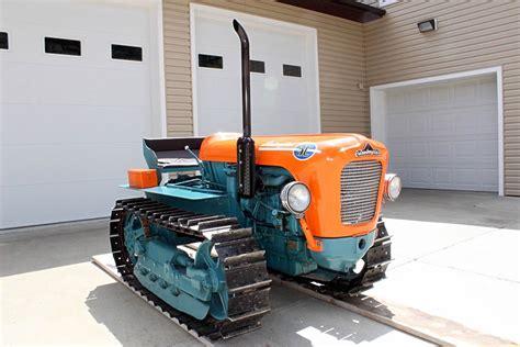 Lamborghini Crawler Tractor 1965 Lamborghini 5c Crawler Tractor
