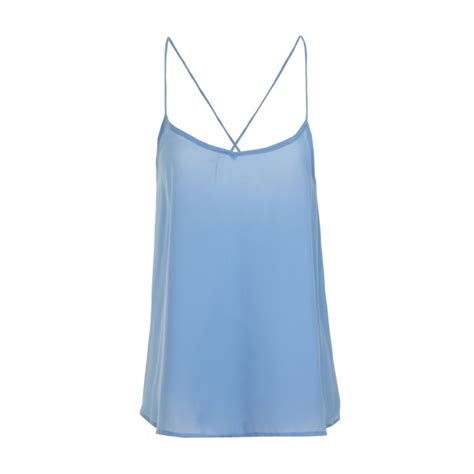 Light Blue Top by Buy Glamorous Cami Top Light Blue