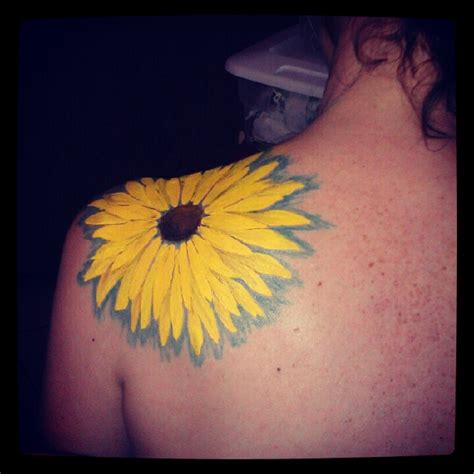sunflower outline tattoo sunflower ideas the outline s