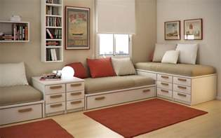 Furniture For Small Rooms by Small Floorspace Kids Rooms