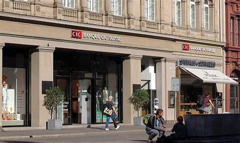 Banc Cic by Banque Cic Plant Ausbau Des Filialnetzes