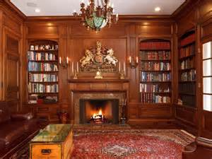 30 classic home library design ideas imposing style
