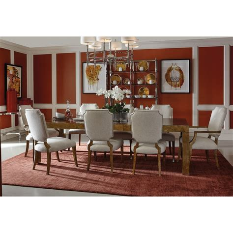 bernhardt dining room bernhardt soho luxe contemporary dining room group dunk