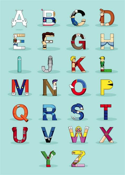 Character With Letter K Character Alphabet