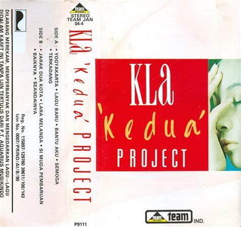 Cd Original Kla Project Kla Dekade klip yogyakarta by kla project album kedua msetiadi