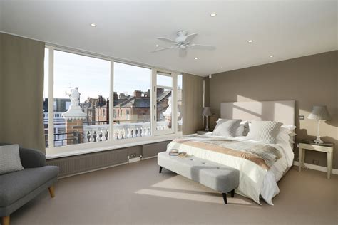 bedroom styling london property styling home staging master bedroom of
