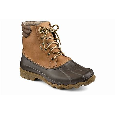sperry boots for sperry top sider avenue duck boots tackledirect