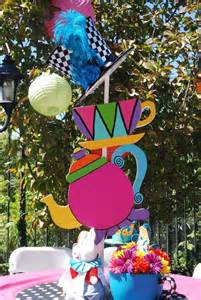 in ideas a mad hatter tea