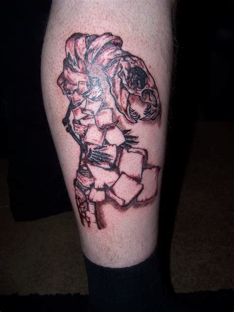metallica tattoo metallica pictures to pin on tattooskid