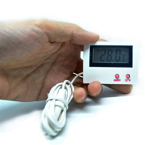 Termometer Aquarium termometer aquarium digital cxyb ht 5 white