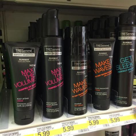Target Gift Card Collection - two 5 target gift card deals on tresemme runway collection passion for savings