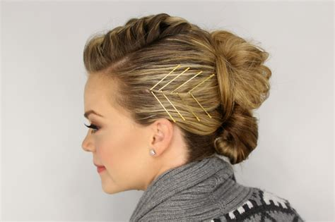 hairstyles for turning 30 french braid french braid pony tail back long hairstyles