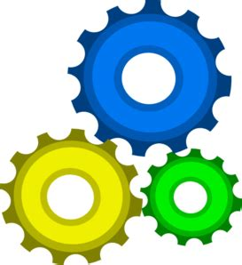 Free Gear Clipart gear clip at clker vector clip royalty free domain