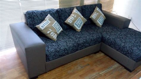 muebles en l muebles de sala modernos en l usados como nuevos dos