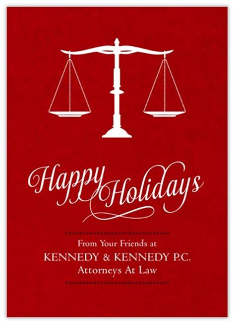 holiday attorney scales attorney from cardsdirect