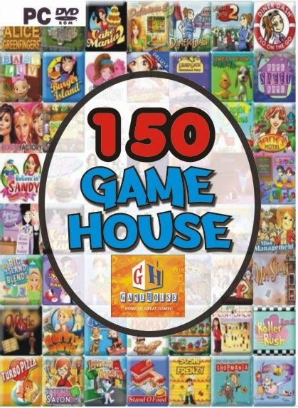 game house game house 150 games free download full version for pc