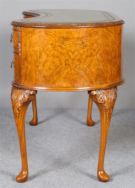antique kidney shaped desk kidney shaped desk antiques atlas