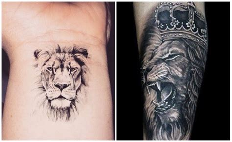 imagenes leones tatuajes tatuajes de leones y leonas un gran recopilatorio de