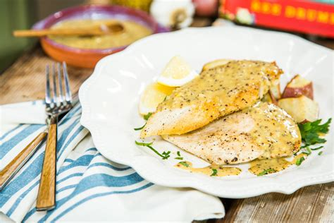 recipe chicken with mustard sauce home family