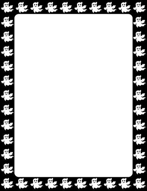 printable paper ghost printable ghost border free gif jpg pdf and png