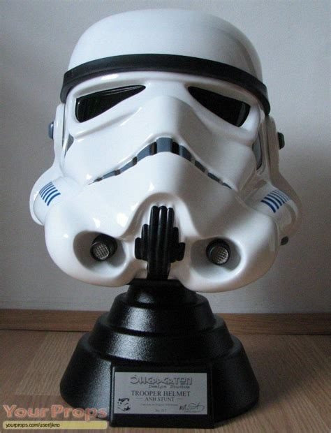 stormtrooper helmet design game star wars a new hope sds stormtrooper stunt helmet