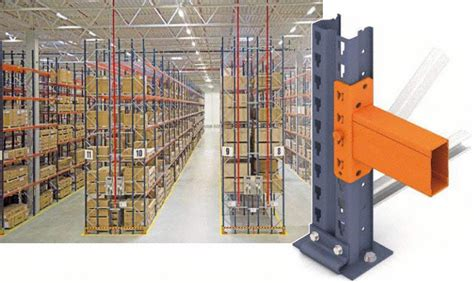Definition Of Racking by How To Calculate A Conventional Pallet Rack Mecalux Co Uk