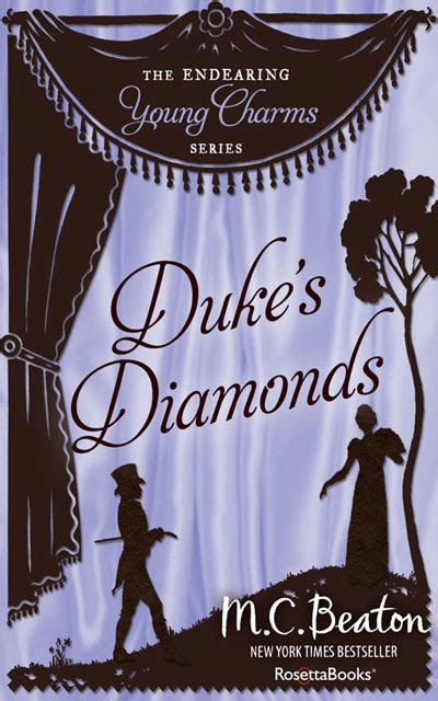 the duke of desire diamonds in the books mcbeaton books