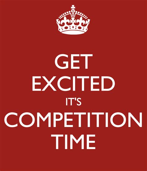 competition time quinns hairdressing