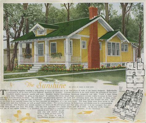 1953 aladdin homes the sunshine vintage aladdin homes the sunshine 1920 aladdin homes it s hard to look at the