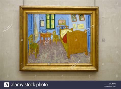la chambre à arles la chambre de gogh a arles 1889 by