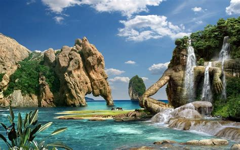 3d Desktop Backgrounds Nature