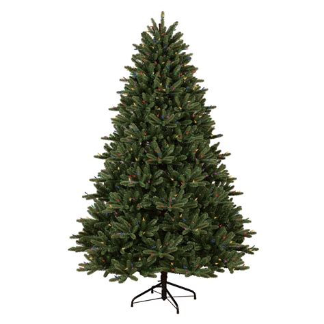 top of tree wont light on led tree ge 7 5 pre lit frasier fir tree