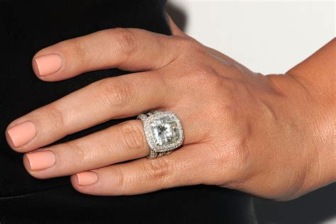 most beautiful celebrity engagement rings the most expensive celebrity diamond engagement rings