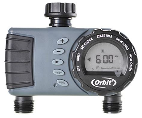 Orbit Digital Hose Faucet Timer by Awardpedia Orbit Digital Watering Hose Timer 2 Valve