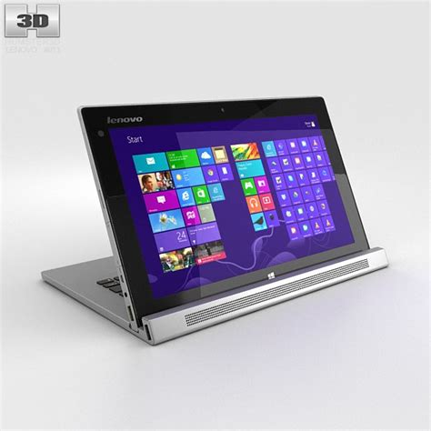 Tablet Lenovo 11 1782 lenovo miix 2 11 inch tablet 3d model cgstudio