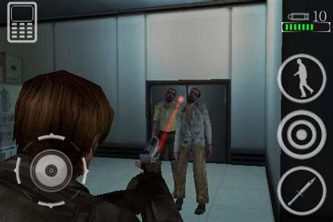 resident evil for android resident evil degeneration mobile android iphone