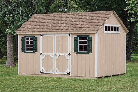 vinyl  frame storage sheds cedar craft storage solutions