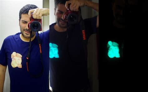 T Shirt I Need To Recharge Me photonology diy glow in the t shirts