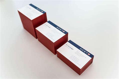 Digitaldruck Vorteile by Veredelte Visitenkarten Im Digitaldruck Wolf Manufaktur