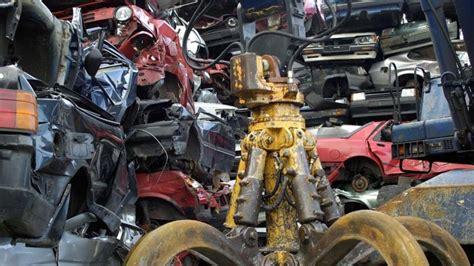 Auto Verschrotten Offenbach by Auto Abmelden So Machen Sie Es Richtig Auto