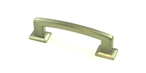 3 1 4 inch center to center cabinet pulls berenson 4070 1bpn p brushed nickel hearthstone 3 3 4 inch