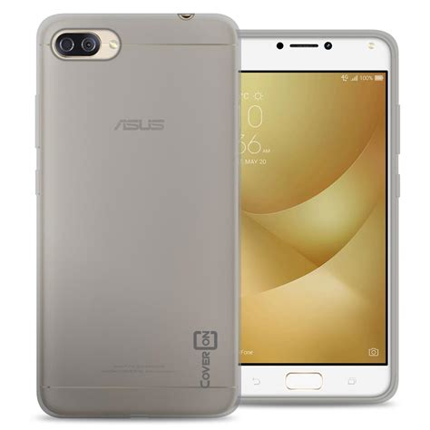 clear for asus zenfone 4 max 5 5 quot zc554kl max pro tpu cover ebay