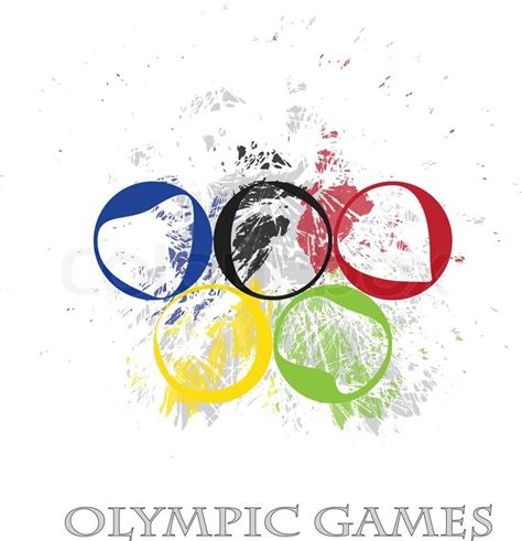 Home Wallpaper Designs by Olympic Games Stock Vector Colourbox