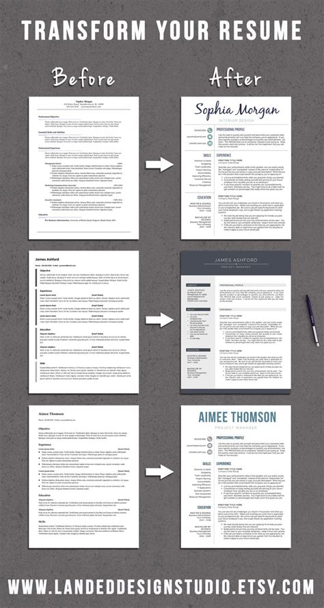 Resume Tips Help 141 Best Images About Professional Resume Templates On Resume Template