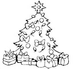 dibujo de 193 rbol de navidad para colorear dibujos net