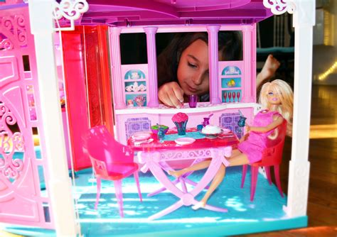 The 2013 Barbie Dreamhouse Sponsored Marinobambinos