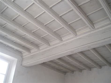 soffitti legno restaurea