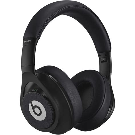 beats by dre executive headphones beats by dr dre executive headphones black mh8v2am a b h