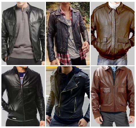 design jaket kulit model terbaru  anak muda